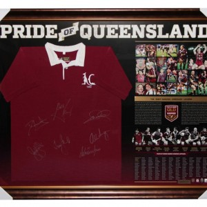 28. QLD STATE OF ORIGIN CAPTAINS