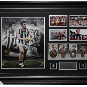 3. SCOTT PENDLEBURY SIGNED